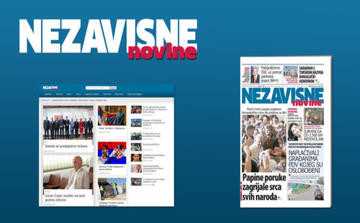 Nezavisne Novine - da Safe Journalists Network