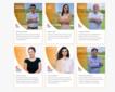 Alcuni dei protagonisti di Connect Albania