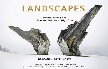 Landscapes, Balcani Fatti nostri - immagine evento