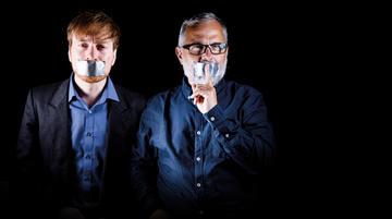 L'autore austriaco Alexander Schiebel e l'ambientalista Karl Bär dell'Umweltinstitut di Monaco di Baviera, citati per diffamazione
