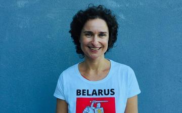 Ekaterina Ziuziuk presidente di Articolo21 del TAA e dell'Associazione bielorussi in Italia - da FNSI
