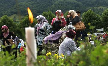 Srebrenica, Memoriale - foto di © Dijana Muminović.JPG