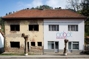La sede di Adopt Srebrenica - foto Fondazione Langer.jpg