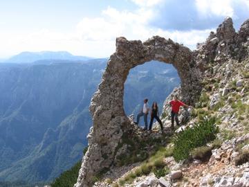 Trekking in Bosnia Erzegovina