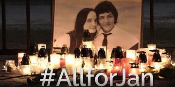 #Justice4Jan