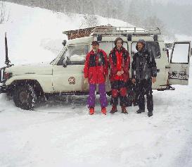 Bosnia: soccorso alpino senza confini