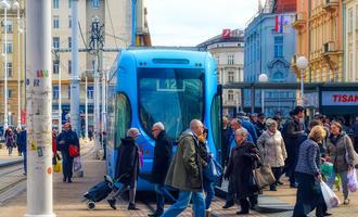 Zagreb (photo © Goran Vrhovac/Shutterstock)