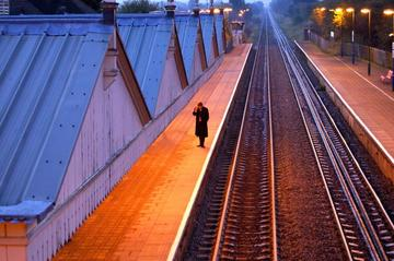 Stazione di Stoke Mandiville, Inghilterra (foto: David Maddison/Flickr – CC BY-NC-ND 2.0 )