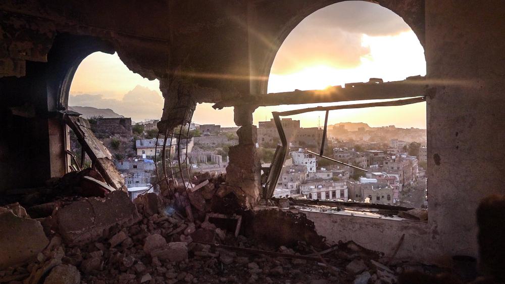 Taiz, Yemen, 2018 (© anasalhajj/Shutterstock)